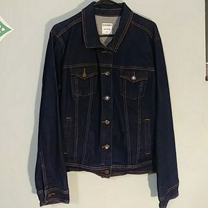 XXL DENIM JACKET